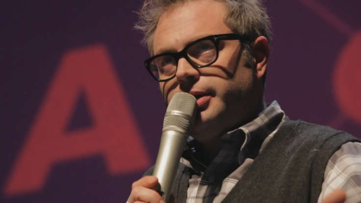 Steven Page's TEDx Talk: The Human Voice, Embarrassing--and Profound